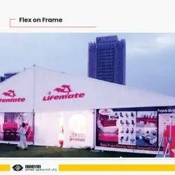 Solvent Printing Starflex Nonlit Flex Frame
