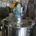 Stainless Steel Chemical Tank