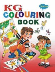 KG Coloring Book 3