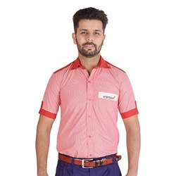 Poly cotton Half or Full Sleeve Petrol Pump Uniform