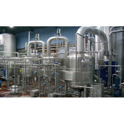 Zen Stainless Steel Falling Film Evaporators, Automation Grade: Automatic, Capacity: Industrial Scale