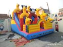 Inflatable Sliding Jumping Bouncy