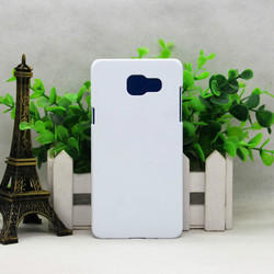 White Plastic Sublimation Plain Back Cover For Samsung Galaxy A510