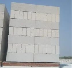 Rectangular Solid AAC Block, Compressive Strength: Greater Than 3 Mpa