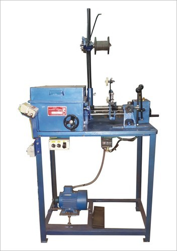 Transformer Winding Machine Automatic Layer Coil Winding