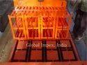 Diesel Operator Concrete Block Making Machine