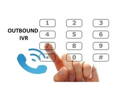 Outbound IVR