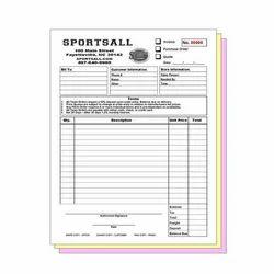 Invoice Printing Service  Printing Invoice