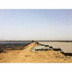 Solar Power Plant Maintenance Service