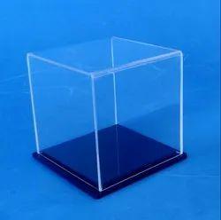 Acrylic Box With Base