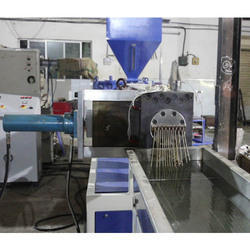 Waste Plastic Reprocess Dana Making Machine