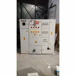 Three Phase Mild Steel Electrical Power Distribution Box