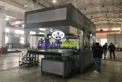 Fully Auto Bagasse Pulp Tableware Molding Machine