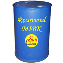 Recovered MIBK