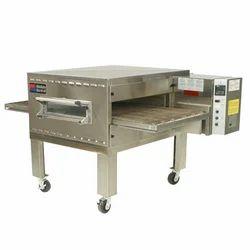 Gas Conveyor Oven Baking Cavity, 520G