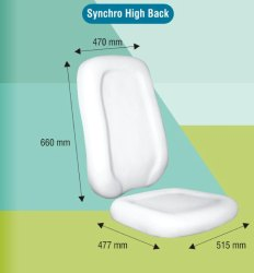 Synchro high back