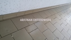 Acid Proof Coving Tiles