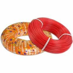 Crossectional Size: 6 Sq.mm Havells FRLS Flamegard Wire