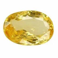 Top Color VVS Clarity Ceylon Yellow Sapphire