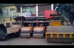 Apollo Mechanical Paver Finisher Machine Rental Service