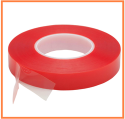 Red Liner Polyester Tape