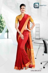 Uniform Sarees for Jewellery Showroom