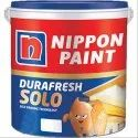 Rich Sheen Finish Nippon Paint Durafresh Solo Emulsion Paint, Packaging Type: Bucket, Packaging Size: 4 Ltr