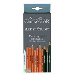 Cretacolor Assorted artists studio line drawing