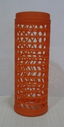 Perforated Compressible Dye Tubes, Dimension / Size: 54x59x170