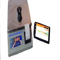 Touch Based Weighing Scale With Printer