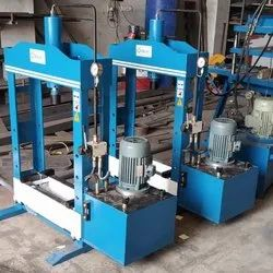 15 Ton H Frame Hydraulic Power Operated Press