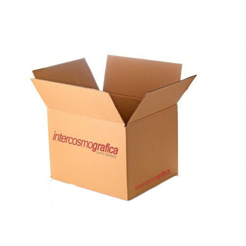 5 Ply Printed Corrugated Box