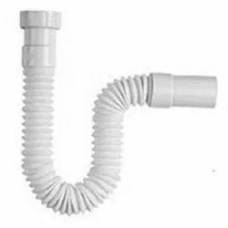 PVC 90 mm Flexible Waste Pipe