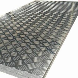 Flooring Mild Steel Chequered Plates