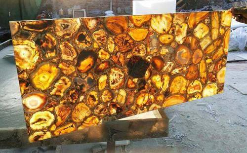 Semi Precious Stone Tiles And Slabs At