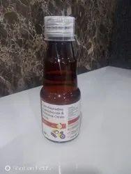 Cyproheptadine Hydrochloride & Tricholine Citrate Syurp