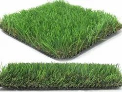 40 mm Straight Natural Green Artificial Grass