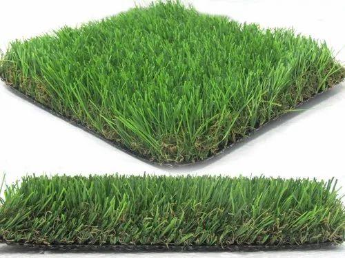 40 mm Straight Natural Green Artificial Grass