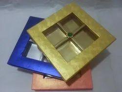 Fancy Paper Dryfruit Box