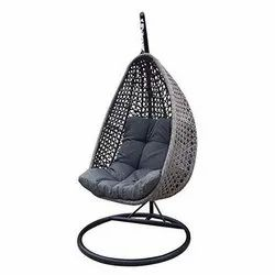 Universal Furniture Rattan Swing Egg Chair
