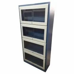 4 Layer Aluminium Bookshelf