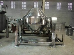 Used Double Cone Vacuum Dryer