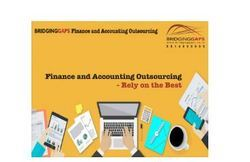 Finance And Accounts Outsourcing