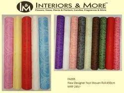 New Designer Non Woven Roll, For Garments, GSM: 150