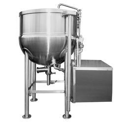 MS Steam Jacketed Kettle