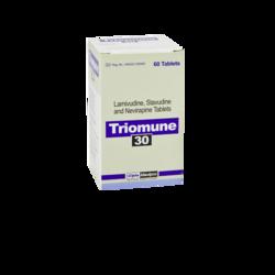 Triomune Cipla Tablets
