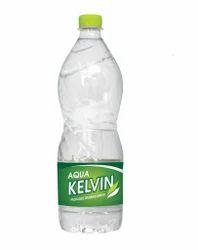 Aqua Kelvin Packaged Drinking Water Bottle 1l, Capacity: 1 Litre, Packaging Type: Cartoons