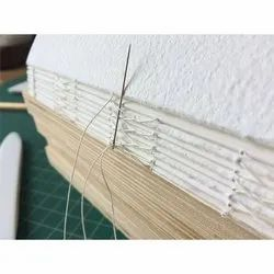 Paper Section Sewn Book Binding Services, in Pan India