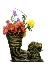 Lion Shaped Flower Pot