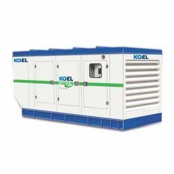 Diesel 250 kVA Koel Green Generator, 250kva